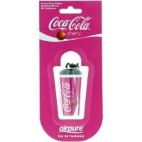 Coca Cola - cherry - airfreshner