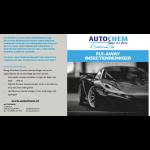 Autochem fly-away insectenreiniger 5 lt,