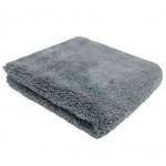 Purestar royal grey buffing towel
