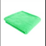 Purestar premium green buffing towel