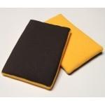 Polymeer klei handschoen geel