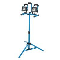 Dubbele LED bouwlamp 2 x 10 Watt