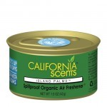 California scents - island palms