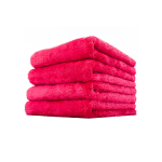 Eagle Edgeless detailing towel red