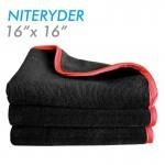 Niteryder pluch dualpile microfiber towel